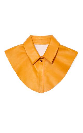 Medium tanya taylor orange natasha dickie in orange leather
