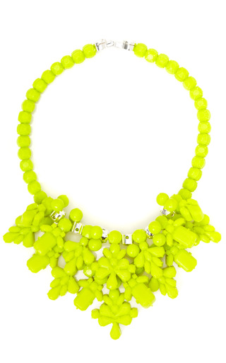 Medium ek thongprasert x natasha goldenberg yellow aziza necklace