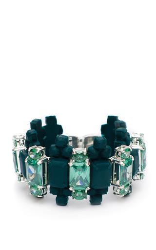Medium ek thongprasert x natasha goldenberg green anastasia bracelet