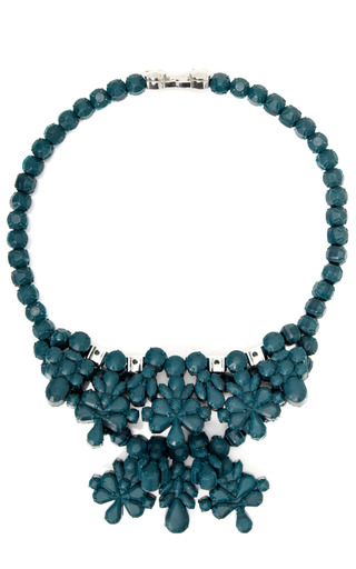 Medium ek thongprasert x natasha goldenberg green anastasia necklace