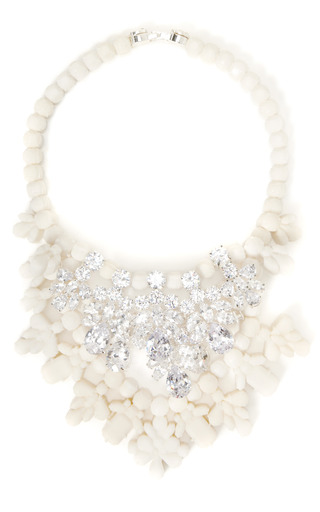 Medium ek thongprasert x natasha goldenberg white alesia necklace