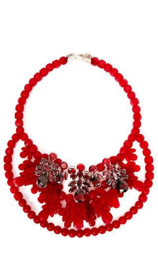 Medium ek thongprasert x natasha goldenberg red ks necklace