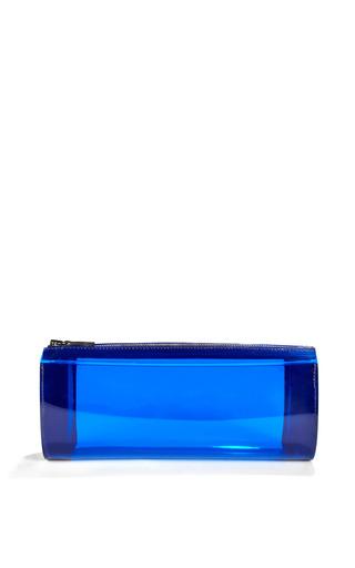 Medium fleet ilya blue simple clutch