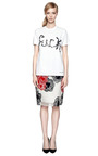 Fuck Tee by MEADHAM KIRCHHOFF Now Available on Moda Operandi