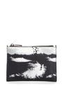 Woodstock Leather Pouch by MARY KATRANTZOU Now Available on Moda Operandi