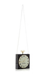 Time Piece Clutch by CHARLOTTE OLYMPIA Now Available on Moda Operandi