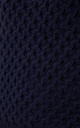 Wool Blend Crochet Knit Sweater by CARVEN Now Available on Moda Operandi