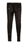 Skinny Leather Pants by BALMAIN Now Available on Moda Operandi