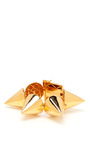 Extra Large Gold Plated Cone Bracelet by EDDIE BORGO Now Available on Moda Operandi