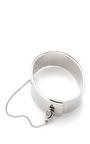 Safety Chain Cuff by EDDIE BORGO Now Available on Moda Operandi