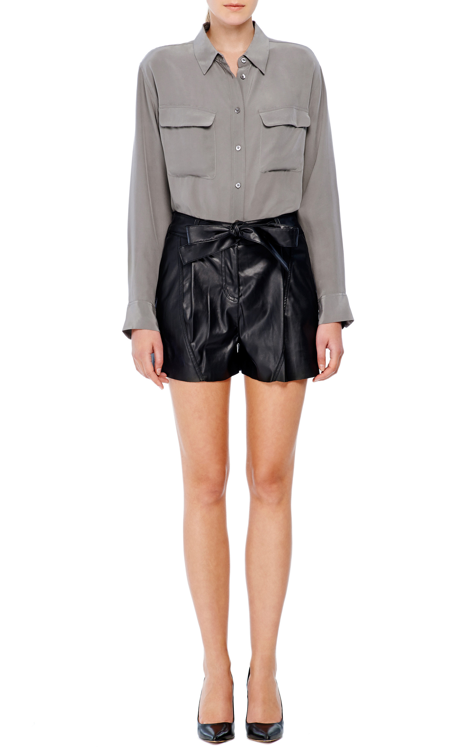 Signature silk blouse by equipment moda operandi for Equipment signature silk shirt