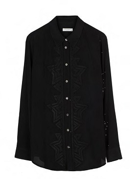 Reese Super Vintage Silk Blouse by EQUIPMENT Now Available on Moda Operandi