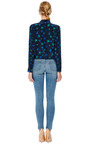 Everett Skyscraper Star Print Silk Blouse by EQUIPMENT Now Available on Moda Operandi