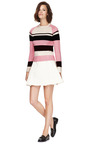 Striped Cashmere Sweater by J.W. ANDERSON Now Available on Moda Operandi