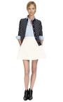 Cotton Blend Rain Drop Knit Cardigan by KENZO Now Available on Moda Operandi