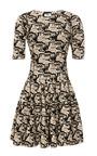 Jacquard Stretch Knit Dress by KENZO Now Available on Moda Operandi