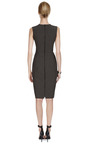 Two Tone Stretch Jersey Dress by NARCISO RODRIGUEZ Now Available on Moda Operandi