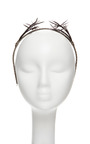 Charcoal Suspension Headband by GIGI BURRIS Now Available on Moda Operandi
