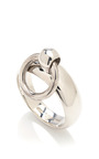 Sterling Silver Mini 'o' Ring by BETONY VERNON Now Available on Moda Operandi