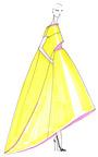 Taroni Double Faced Satin Cape by PRABAL GURUNG for Preorder on Moda Operandi