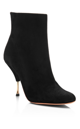 Suede Ankle Boots by ROCHAS Now Available on Moda Operandi
