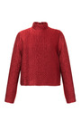 Chew Mock Neck Pullover by OPENING CEREMONY Now Available on Moda Operandi