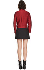 Chew Zipper Mini Skirt by OPENING CEREMONY Now Available on Moda Operandi
