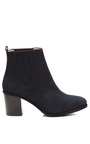 Brenda Suede Ankle Boots by OPENING CEREMONY Now Available on Moda Operandi