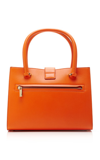 Juliette Leather Tote Bag by SALVATORE FERRAGAMO Now Available on Moda Operandi