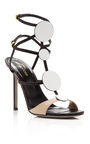 Callisto Leather Gladiator Sandals by SERGIO ROSSI Now Available on Moda Operandi