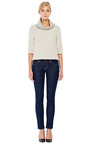 Honeycomb Cropped Knit Top by THAKOON Now Available on Moda Operandi