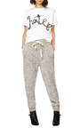 Marled Knit Sweatpants by THAKOON ADDITION Now Available on Moda Operandi