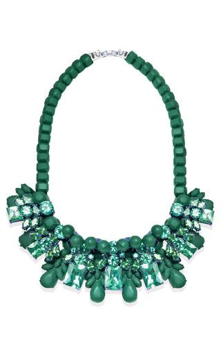 Medium ek thongprasert green west elsdon necklace