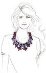 Morgan Necklace by EK THONGPRASERT Now Available on Moda Operandi
