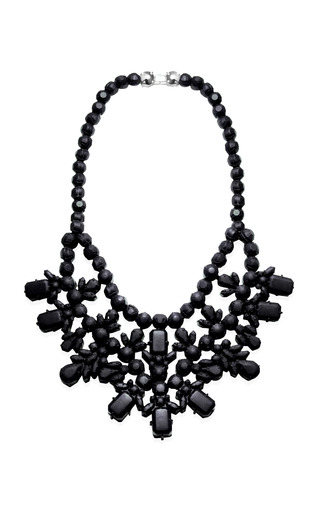 Medium ek thongprasert black edison necklace