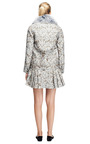 Marton Brocade Jacket With Fur Collar by TIMO WEILAND Now Available on Moda Operandi