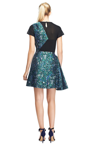 Tabitha Brocade Dress by TIMO WEILAND Now Available on Moda Operandi