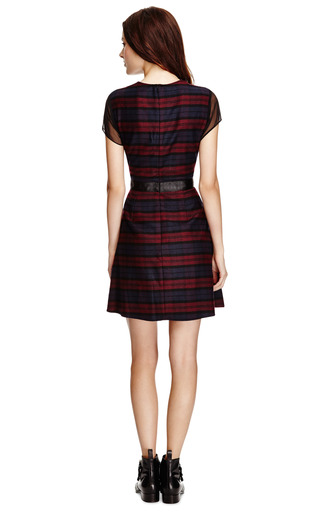 Annabelle Cross Front Dress by TIMO WEILAND Now Available on Moda Operandi