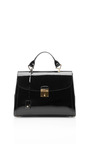 The 1984 Patent Satchel by MARC JACOBS Now Available on Moda Operandi
