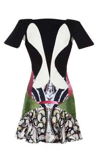 Medium peter pilotto multi jarr printed paneled dress
