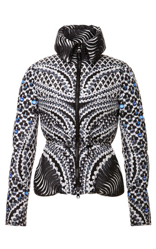Medium peter pilotto multi cara printed puffer jacket
