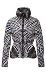 Cara Printed Puffer Jacket by PETER PILOTTO Now Available on Moda Operandi