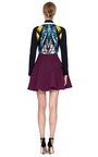 Amra Printed Satin Crepe Top by PETER PILOTTO Now Available on Moda Operandi
