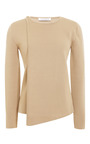 Asymmetric Wrap Front Top by J.W. ANDERSON Now Available on Moda Operandi