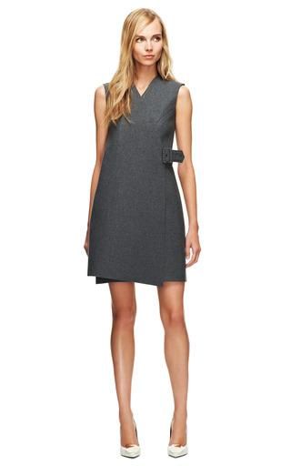 Bonded Neoprene Wool Dress by J.W. ANDERSON Now Available on Moda Operandi