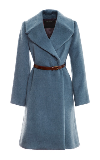 Baby Llama Belted Wrap Coat by MARC JACOBS Now Available on Moda Operandi