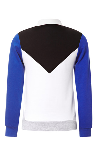 Cotton Rugby Sweatshirt by OSTWALD HELGASON Now Available on Moda Operandi