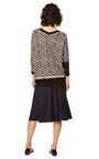 Cotton Blend Dolman Sleeve Knitted Sweater by DEREK LAM 10 CROSBY Now Available on Moda Operandi