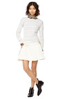 Cashmere And Silk Blend Ribbed Sweater by DEREK LAM Now Available on Moda Operandi
