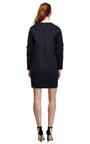 Embellished Neoprene Dress by MSGM Now Available on Moda Operandi